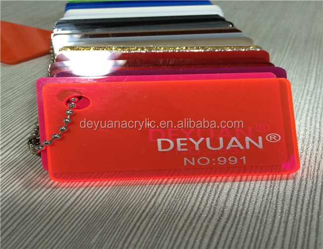 High Glossy Acrylic Sheet / Acrylic Raw Materials / High Strength Acrylic Sheet