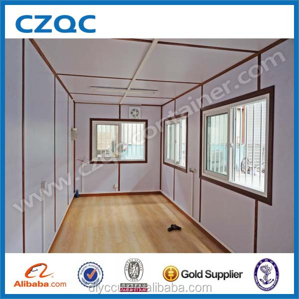 excellent quailty low cost office container house export to German