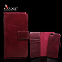 Special removable mobile cell phone case for iphone 5 leather case