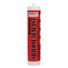acetic silicone sealant clear