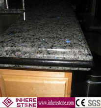 Blue eyes granite flexible countertop edging