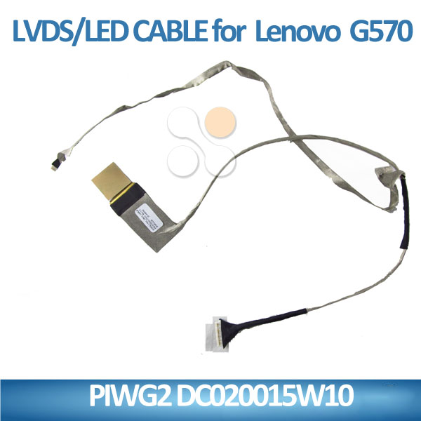 lcd tv lvds cable new lvds to hdmi cable for Lenovo G570 G570A G570L G570GX G575 DC020015W10