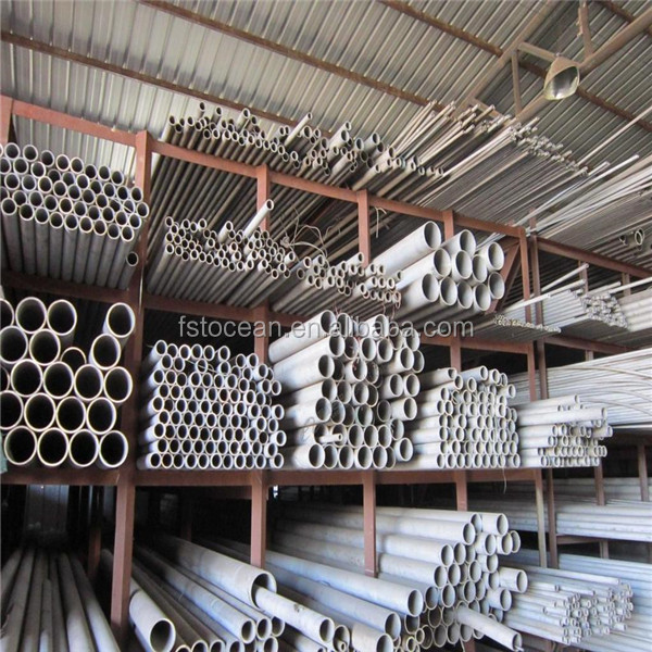 Sus 316L 2mm Stainless Steel Seamless Tube