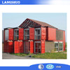 20ft modular container house, multipurpose container house, prefabricated container