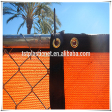 Windscreen Fence Tennis Court Fence Netting