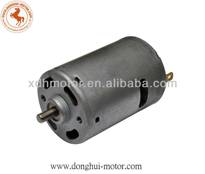 Electric dc motor supplier RS775 High Speed Electric DC Motor