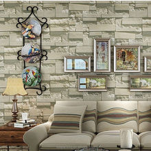 3d stone wallpaper for living room modern wallcovering pvc wall paper Wall Decor