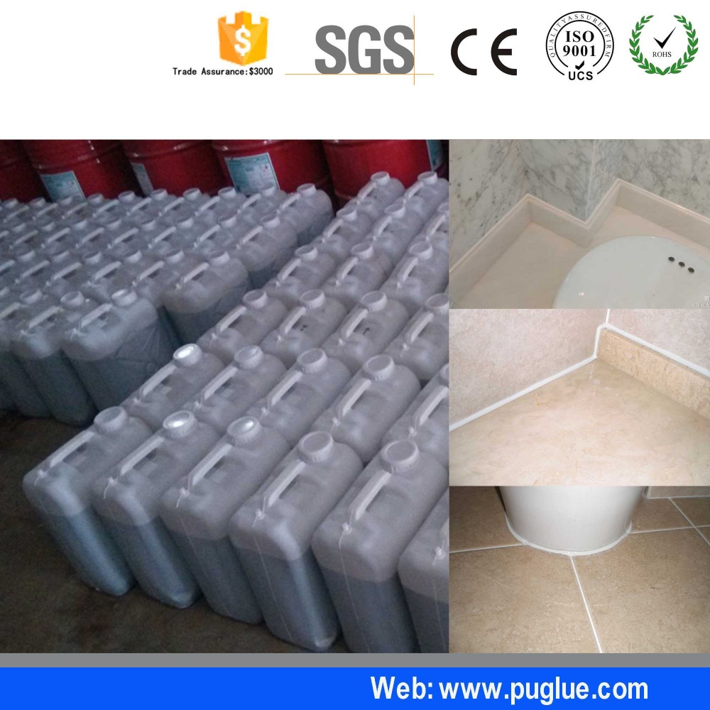 Two Component Polyurethane PU Adhesive Liquid Glue for stone