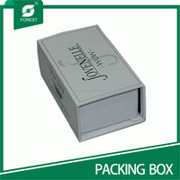 HIGH END CARDBOARD COSMETIC PACKAGING BOX WITH MAGNET