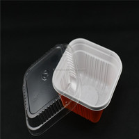 China manufacturer plastic food packaging dessert