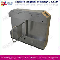 Automatic Access Control Security handicapped Swing Barrier for Outdoor