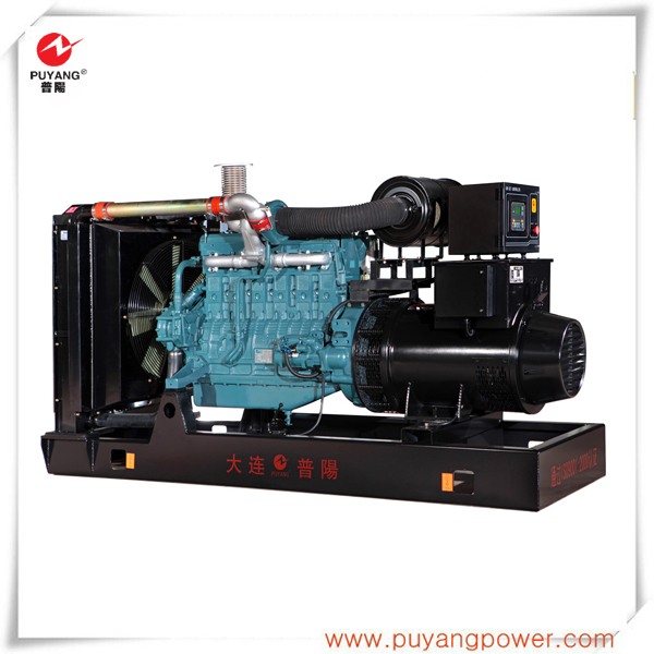 Made in china50Hz water cooled 300kva Doosan Diesel Generator