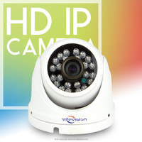 Vitevision brand low price network IP dome camera used in CCTV camera system