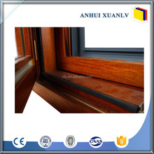 Aluminum residential sound proof french doors made in china, for bathroom