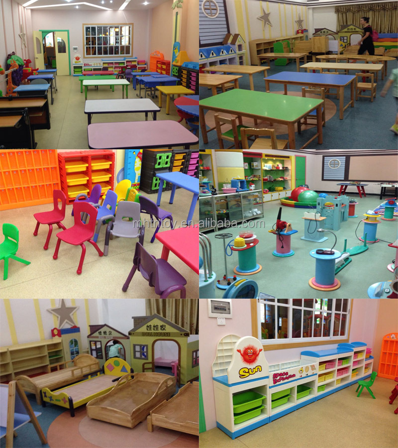 kids school furniture and classroom moon tables