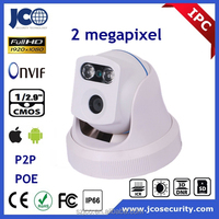 P2P function Built-in IR CUT filer full hd 1080p ip cctv camera indoor
