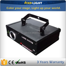 Guangzhou Factory Price RGB DMX Control Indoor Christmas Projector Programmable Laser Light