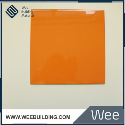 8*8 purity orange bathroom wall tile ceramic