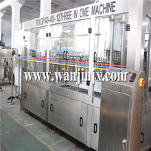 Small investment high return automatic fruit juice filling machine