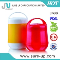 guangzhou special style heart shapes small plastic containers for pill (CGUC)