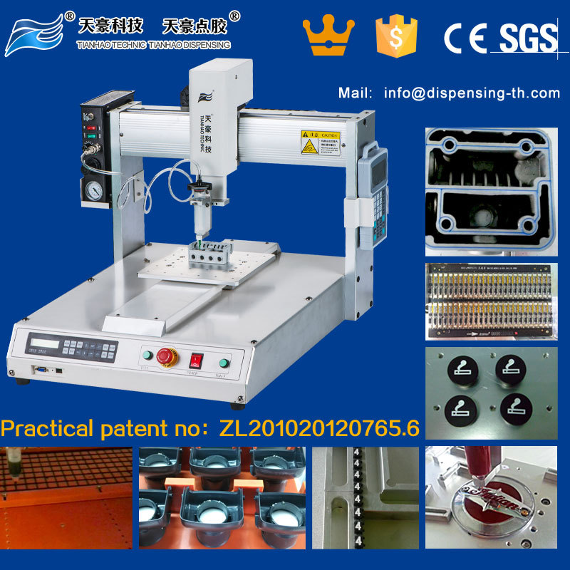 automatic benchtop dispensing robot benchtop dispensing automation robot TH-2004D