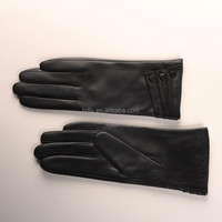 Beautiful young ladies fashion dress gloves for winter