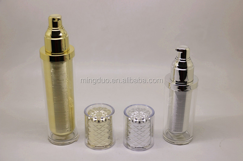 Luxury Cylindrical Acrylic products set