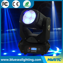 Used stage lighting equipment 4x25w beam led moving head