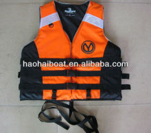 inflatable marine rescue life jacket