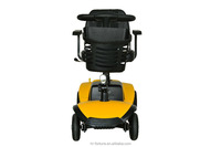 Detachable foldable middle range electric mobility scooter with 4 wheels HS480