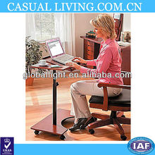 Wooden Portable Laptop Stand/Reading Table