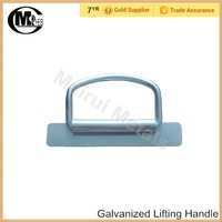 High Quality Rolling Door Fitting Galvanized