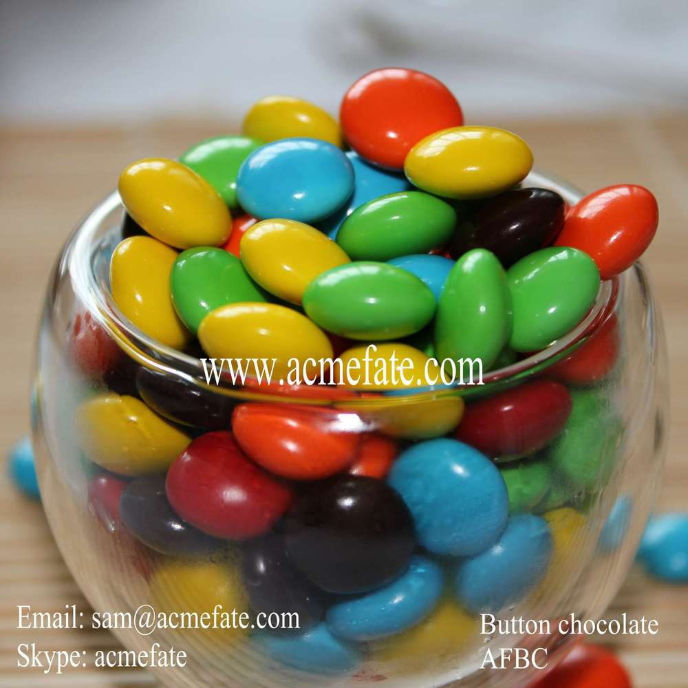 colorful sugar coated candy chocolate beans