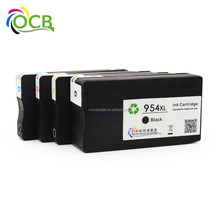 Remanufactured Printer Ink Cartridge For HP 954 954xl Compatible Cartridge For HP OfficeJet Pro 7740 8210 8710 8720 8730 Printer