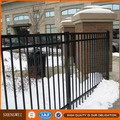 Artificial fence,villa wrought iron fence