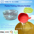 silicone potting compound for HEPA level filtration
