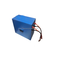 High capacity 12v 100ah lithium solar energy storage system battery with nice box