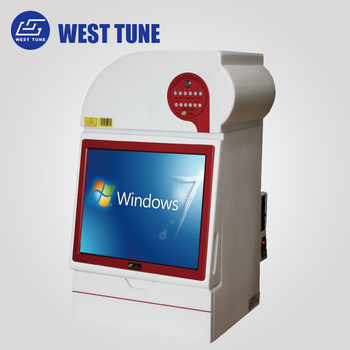 WT2000 Fully Automatic Gel Image Analyzing System with computer