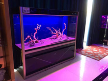 Cleair Factory supply aquarium, marine aquarium, aquarium with led for sale