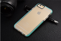 Unique Mobile Phone Accessories TPU PC Combo Armor Back Cover Case for Iphone 6 6s