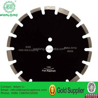350mm 400mm 450mm Laser Welded Asphalt Cutting Disc and Concrete Cutting Saw Blade for Asphalt Cutter Concrete Road Cutter