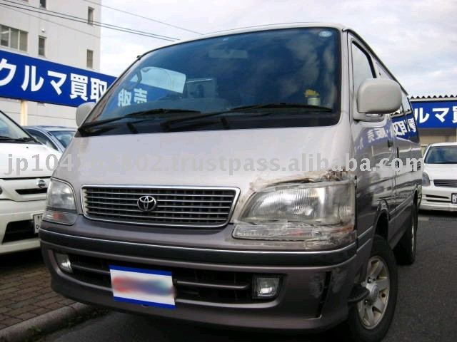 Toyota Hiace Super Custom G used car Year 1996