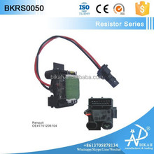 Heater Motor Blower Fan Resistor for Renault Clio II Kangoo 7701206104