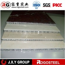 Thickness 10Mm Aluminum Composite Panel Perforated With Cell Size 4Mm