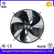 Hot Selling 450mm Energy Saving Axial Motor Fan for Condenser
