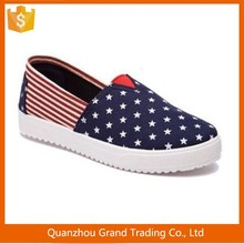 American style shoes lady fashion shoes