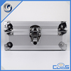 2017 New Product Delicate Silver Aluminum Tool Case MLD-AC3415