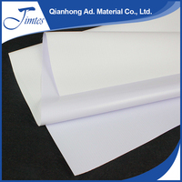 Advertising Material pvc Flex Banner Specification