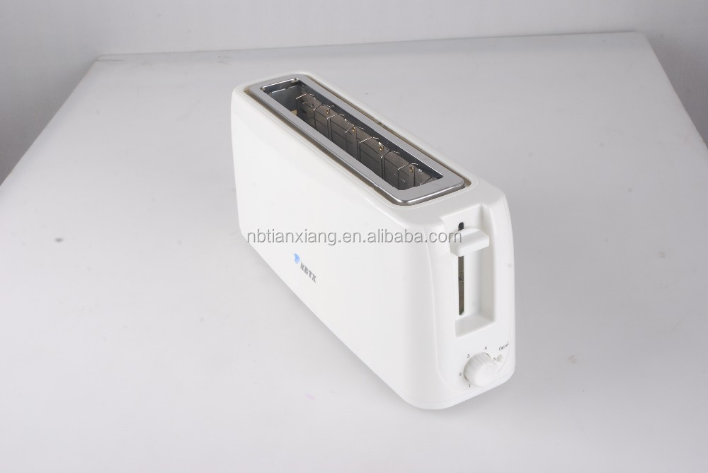 hot sale 2 slice cool-touch toaster with long slot