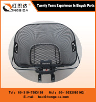bicycle quick release removeable front basket
